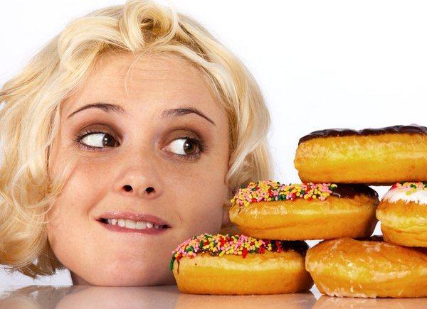 Как перестать думать о еде